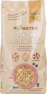 KEIMSTER Müsli 3-Korn 350 g