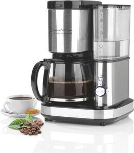Barista Kaffeemaschine mit Mahlwerk 800W Edelstahl/schwarz