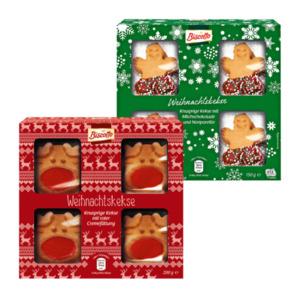 BISCOTTO     Weihnachtskekse