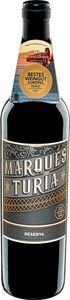 Marques del Turia Reserva DOP rot Utiel Requena - 0,75 Liter