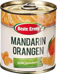 Beste Ernte Mandarin-Orangen 314 ml - Abtropfgewicht 175 g