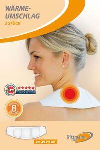 Dittmann Health Wärmepflaster, -umschlag oder -gürtel - Wärmeumschlag