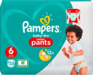 Pampers Pants Gr. 6 Extra Large Gr. 6  23ST