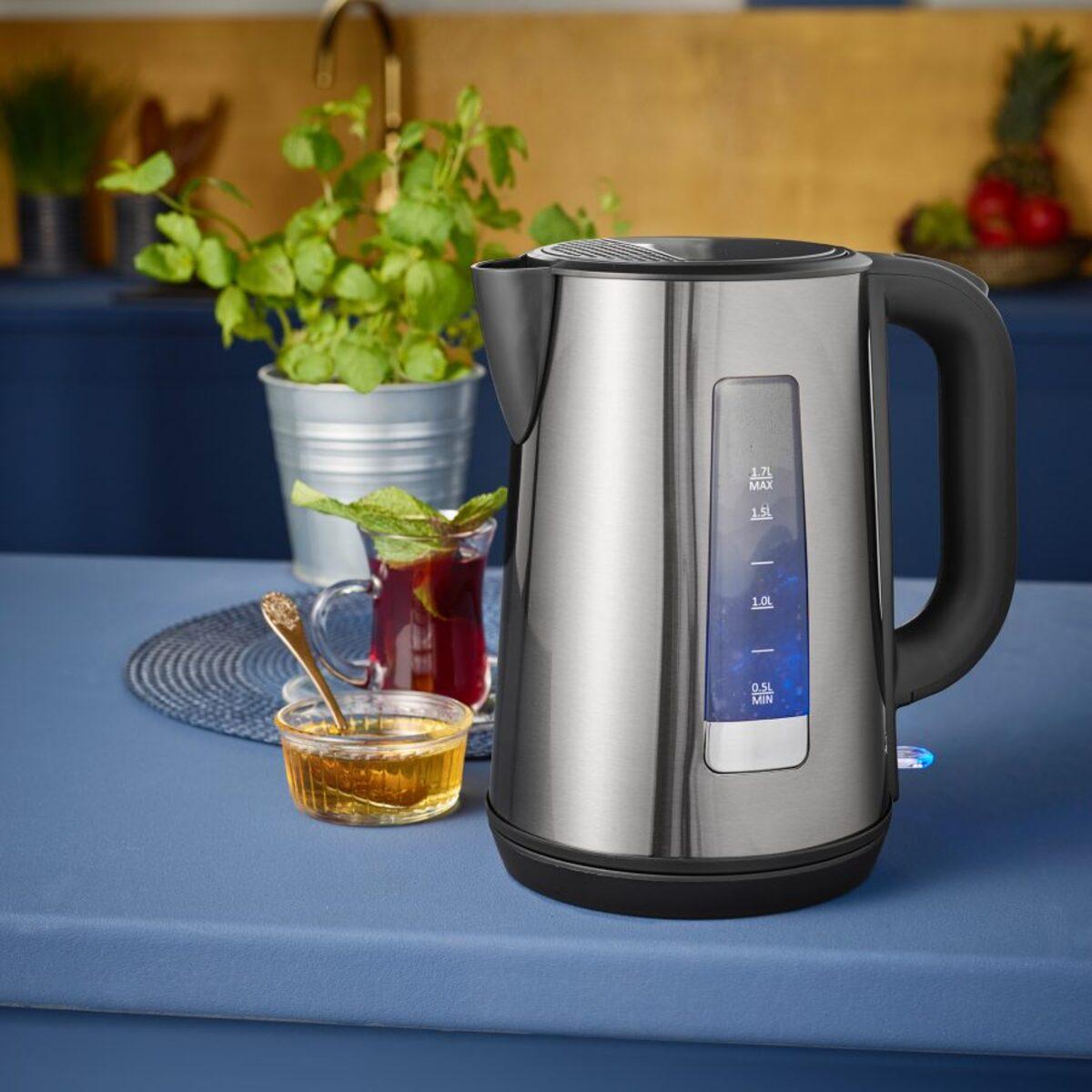Bild 5 von QUIGG     Metall-Wasserkocher