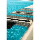 Bild 2 von Teppich - türkis - 80x150 cm