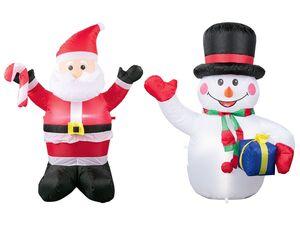 MELINERA® Weihnachtsfigur aufblasbar
