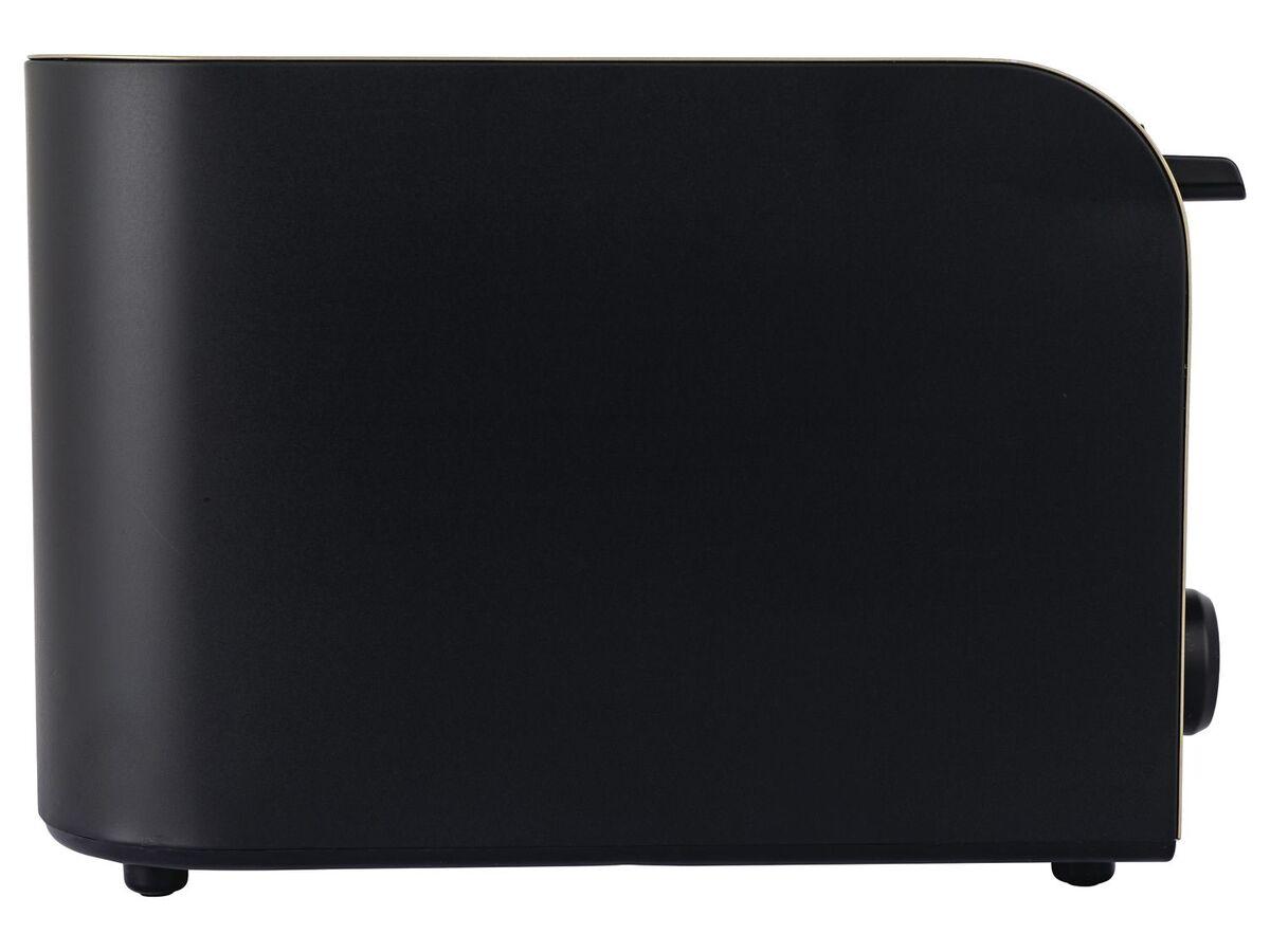 Bild 4 von SILVERCREST® Toaster, 6 Stufen Bräunungsregler, herausnehmbare Krümelschublade