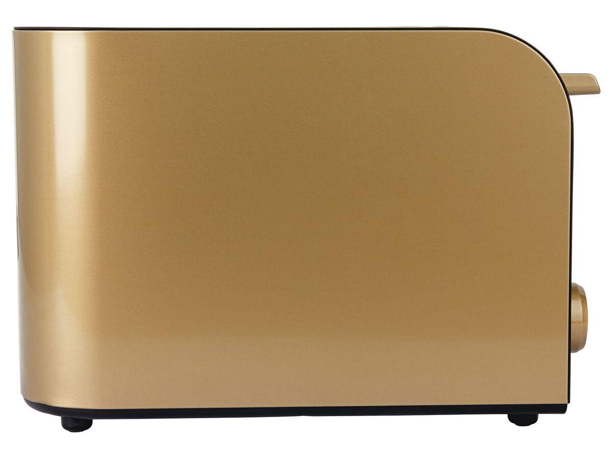 Bild 5 von SILVERCREST® Toaster, 6 Stufen Bräunungsregler, herausnehmbare Krümelschublade