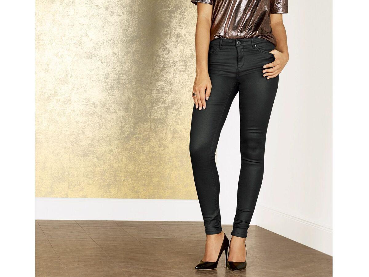 Bild 4 von ESMARA® Damen Super-Skinny-Fit-Jeans
