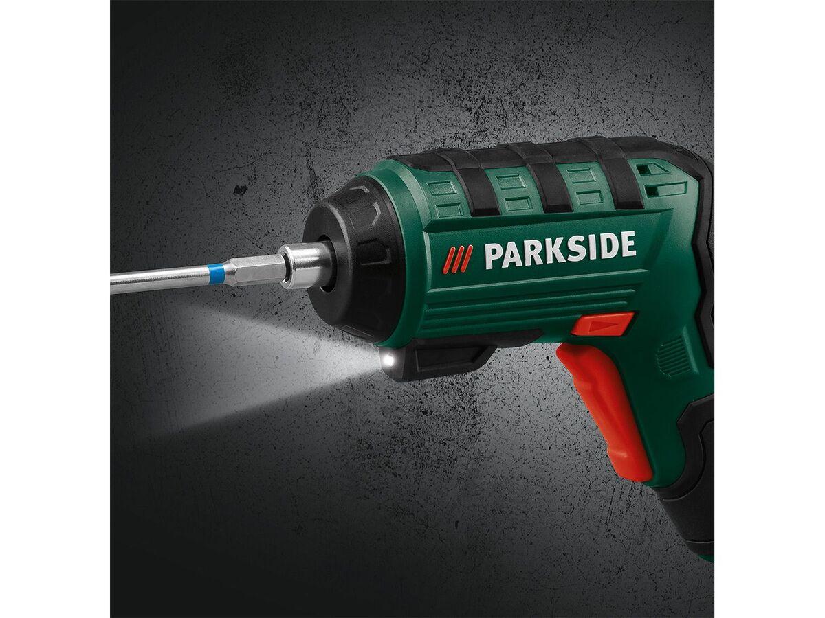Bild 4 von PARKSIDE® Akkuschrauber- und Werkzeugset 47 tlg.