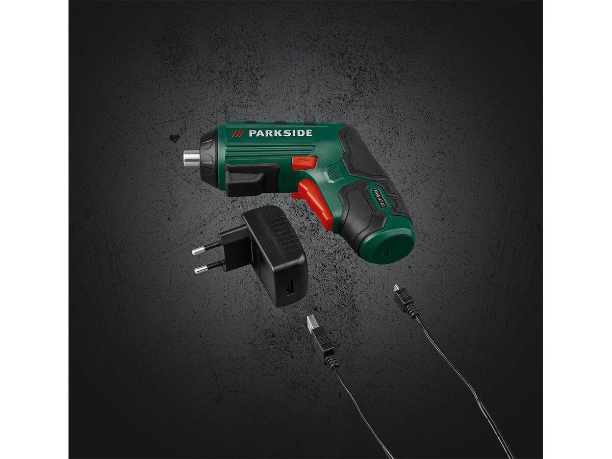 Bild 5 von PARKSIDE® Akkuschrauber- und Werkzeugset 47 tlg.