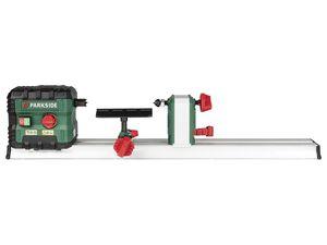 PARKSIDE® Drechselmaschine, für Holzwerkstücke bis 60 cm Länge, 550 Watt Leistung
