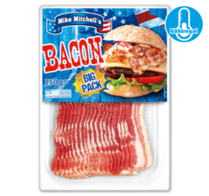 MIKE MITCHELL'S Bacon