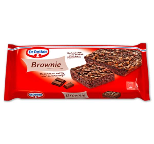 DR. OETKER Brownie
