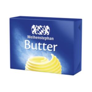 Weihenstephan Butter oder Streichzart