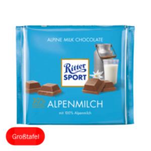 Ritter Sport Großtafel