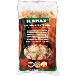 Flamax Holzwolleanzünder