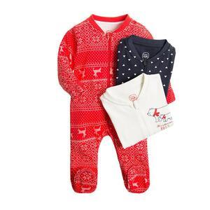 Baby Strampler 3er-Pack