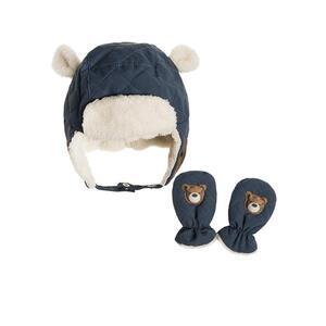 Baby Set Mütze und Handschuhe