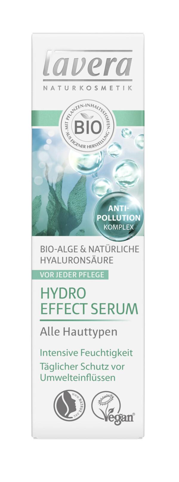 lavera Naturkosmetik Hydro Effect Serum 30 ml