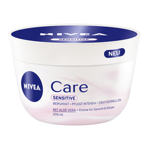 Nivea Care Sensitive Creme 200 ml