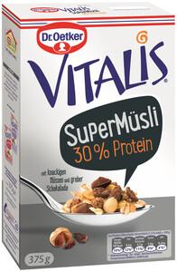 Dr.Oetker Vitalis Supermüsli 30% Protein 375 g