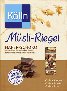 Kölln Müsli-Riegel Hafer-Schoko 4x 25 g