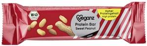 Veganz Bio Protein Bar Sweet Peanut 45 g
