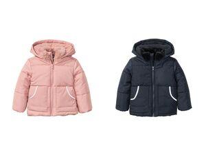LUPILU® Kleinkinder Mädchen Winterjacke, leicht, wind- und wasserabweisend