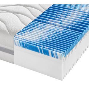 Sleeptex KOMFORTSCHAUMMATRATZE PERFECT TOUCH KS 90/200 cm, Weiß