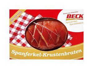 Beck Spanferkel-Krustenbraten
