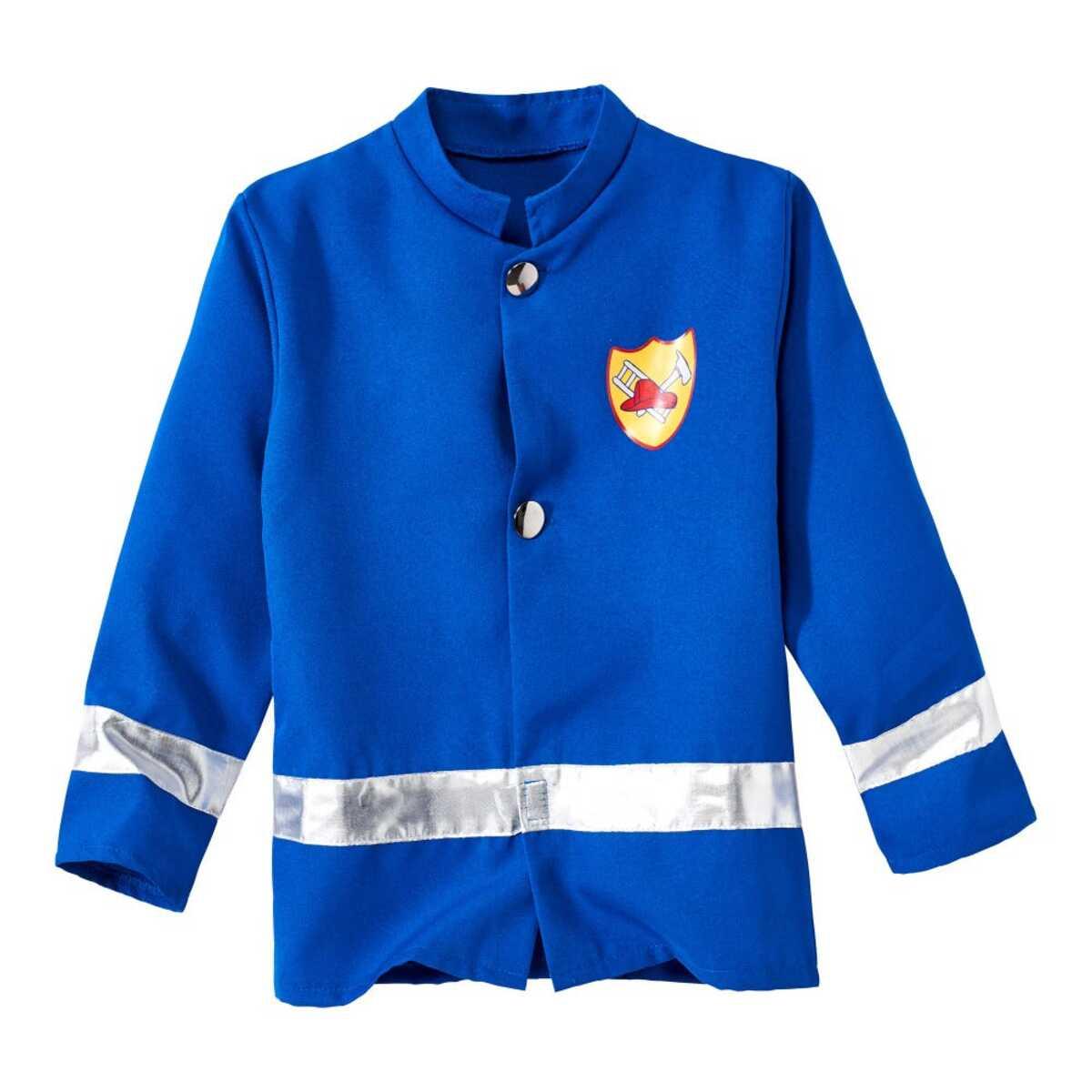 Bild 2 von Feuerwehrmann-Kostüm für Kinder, 3-teilig