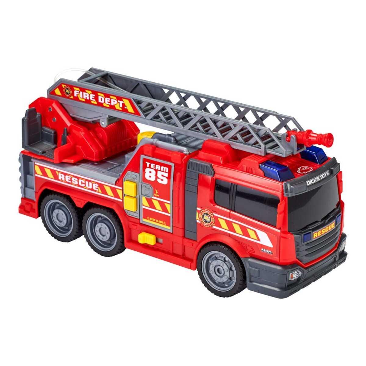 Bild 1 von Dickie Feuerwehr- oder Polizeiauto mit Licht und Sound