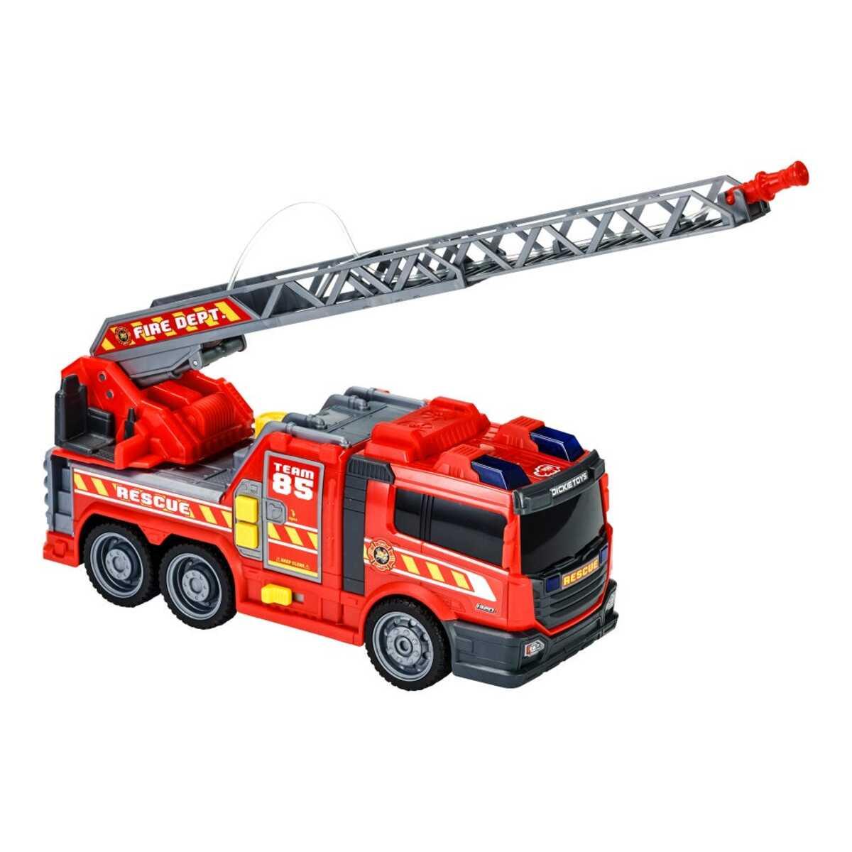 Bild 2 von Dickie Feuerwehr- oder Polizeiauto mit Licht und Sound