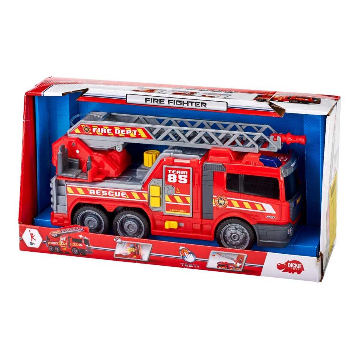 Bild 3 von Dickie Feuerwehr- oder Polizeiauto mit Licht und Sound