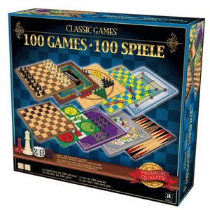 Classic Games Collection - 100 Spiele Set