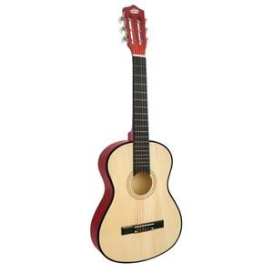 Rockstar Holzgitarre, 86 cm