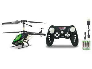 JAMARA Helikopter GS23 / Quadrocopter Q4X