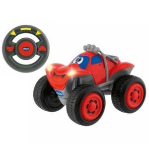 R/C Fernlenk-Auto Billy Big Wheels, rot