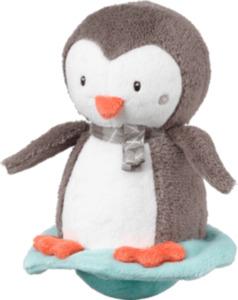 PUSBLU Stehauf Pinguin, grau