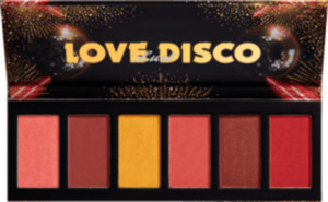 NYX PROFESSIONAL MAKEUP Rouge Love Lust Disco Sweet Cheeks Blush Palette Vanity Loves Company 01