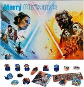 Mal- und Spaß- Adventskalender Star Wars IX