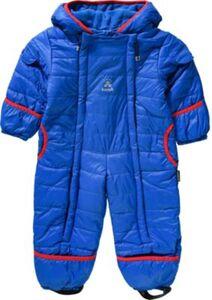 Baby Schneeanzug Topaz blau Gr. 68