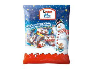 Kinder Mix Weihnachts-Minis