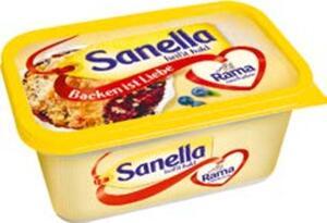 Sanella Back-Margarine