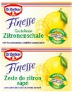 Dr. Oetker Finesse Aroma