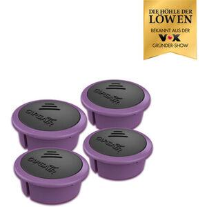 Capsair Ersatz-Kapseln Lavendel, 4er-Set