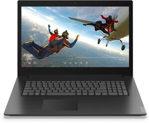 "IdeaPad L340-17IWL Xklusiv 43,9 cm (17,3"") Notebook granite black"