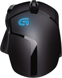 G402 Hyperion Fury Gaming Maus