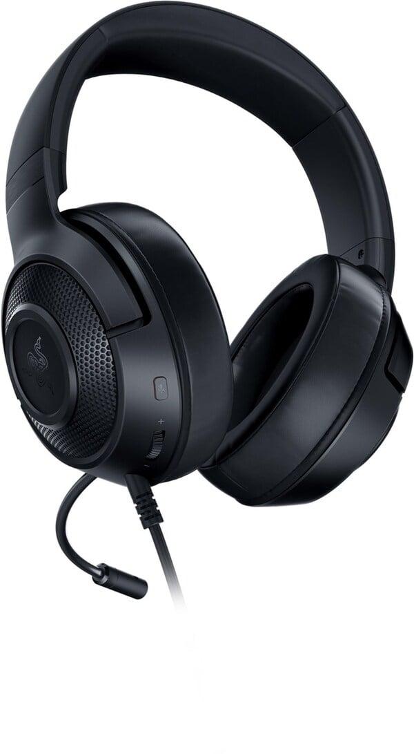 Kraken X Gaming Headset schwarz